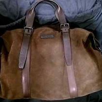 John Varvatos Fulton Weekender Bag  Photo