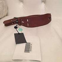 John Varvatos Leather Bracelet Photo