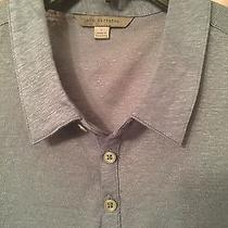 John Varvatos Linen  Polo Retails for 248 Photo