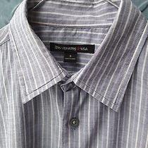 John Varvatos Men's Shirt Small Photo