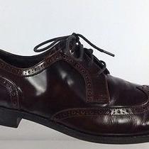 John Varvatos Mens Brown Shoes 11.5 M Photo