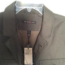 John Varvatos Mens Dark Forestjacket Size Xxl Photo