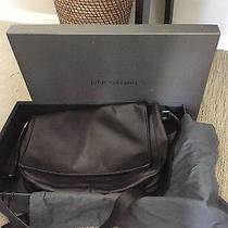 John Varvatos Messenger Bag - Brown Photo