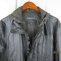 John Varvatos Multi Zip Jacket With Removable Hoodie Size Large Photo