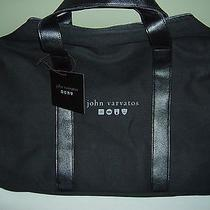 John Varvatos Overnight Bag (Black) Photo