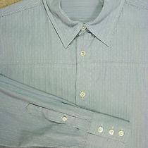 John Varvatos Shirt L Large Nwot Photo