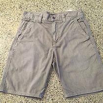John Varvatos Shorts Usa Gray Size 28 Photo
