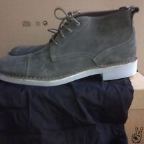 John Varvatos Sid Eva Chukka Boots Photo