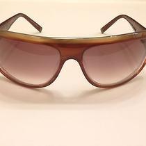 John Varvatos V703 Sunglasses- Horn Photo