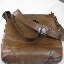 John Varvatos Vintage Leather Bag Photo