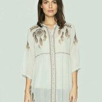 Johnny Was Collection Andrea Tunic Xs Photo