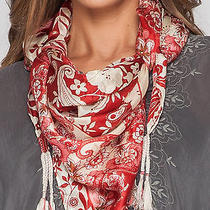 Johnny Was Igory Lisa Scarf From 2014 Collection Photo