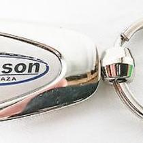 Johnson Auto Plaza of Brighton Colorado Chrome Swivel Key Fob Photo