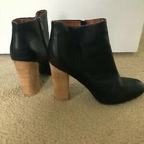 Joie Bright Fire Booties Size 10 Photo