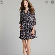 Joie Campbell Exclusive Leaf Print Dress 2 258 Photo