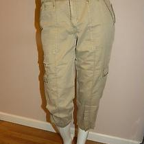 Joie Capris Size 8 Photo