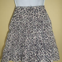 Joie Cotton  Skirt  Sz S Photo
