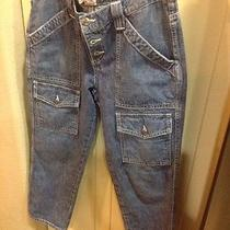 Joie Denim Cropped Pants Size 29 Euc Photo