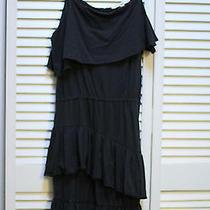 Joie Dress - Black Cotton Photo