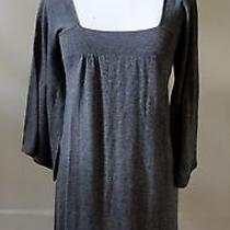 Joie Dress Xs Sweater Gray Knit Wool Cashmere Photo