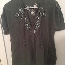 Joie Embroidered Clover Tunic Size Small Photo