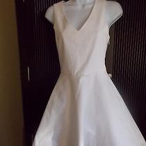Joie Fit and Flare Dress Small Photo