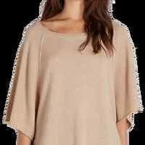 Joie 'Jolena' Sweater in Heather Camel - M - Retail 298.00 Photo
