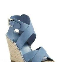 Joie Kaelyn Espadrille Wedge Sandals Shoes Size 39.5 Us 9.5 New in Box Photo