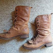 Joie Lace Up Boots Photo