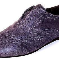 Joie Louie Louie Leather Designer Oxfords Shoes Fashion Flats Hipster Mod 6  Photo
