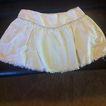 Joie Mini Skirt Size 6 Corset Photo