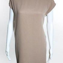 Joie Multicolor Silk Color Blocked Sleeveless Shift Dress Sz Xl Photo