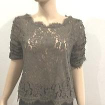 Joie Nevina Lace Top Photo