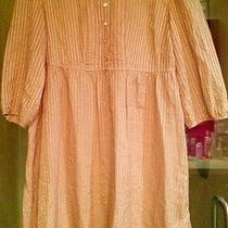 Joie Sheer Dress Size Medium  Photo