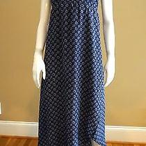 Joie Silk Jarine Maxi Dress Size M Photo