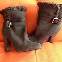 Joie Suede Boots Photo