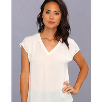 Joie Suela Top White Women Top Size S  Photo