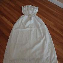 Joie White Dress  Photo