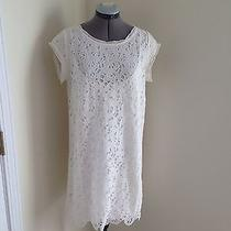 Joie White Dress Size S Photo