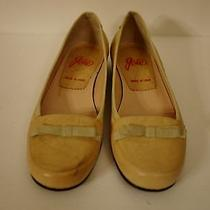 Joie Women Ballet Flats Shoes Sz 37 Pink Made in Italy Euc Photo