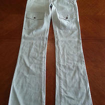 Joie Women's  Jean  Pants Size 25  Made in Usa  Valued at 115.00( Lot T92    )   Photo