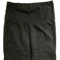 Jojo Maman Bebe Black Short Maternity Skirt Size 10 Photo