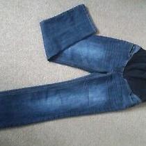 Jojo Maman Bebe Maternity Jeans Size 6 Photo