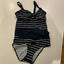 Jojo Maman Bebe Maternity Size S Tankini 2-Piece Swimwear - Excellent Condition Photo