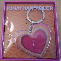 Jonathan Adler Heart Keychain Photo