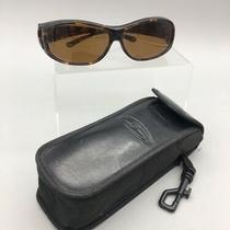Jonathan Paul Element Dark Brown Frame Fitovers Polarized Sunglasses Case - G21 Photo