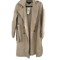 Jones New York Collection Women New Tan Stretch Jacket Blazer Size S Small 299 Photo