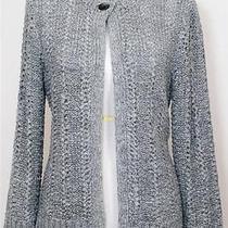 Jones of New York Collection Cardigan Size M Photo