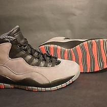 Jordan Retro 10 Cool Grey Photo
