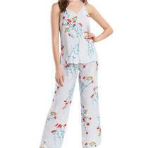 Josie Natori 2pc Pajama Pant Set Women's  M Photo